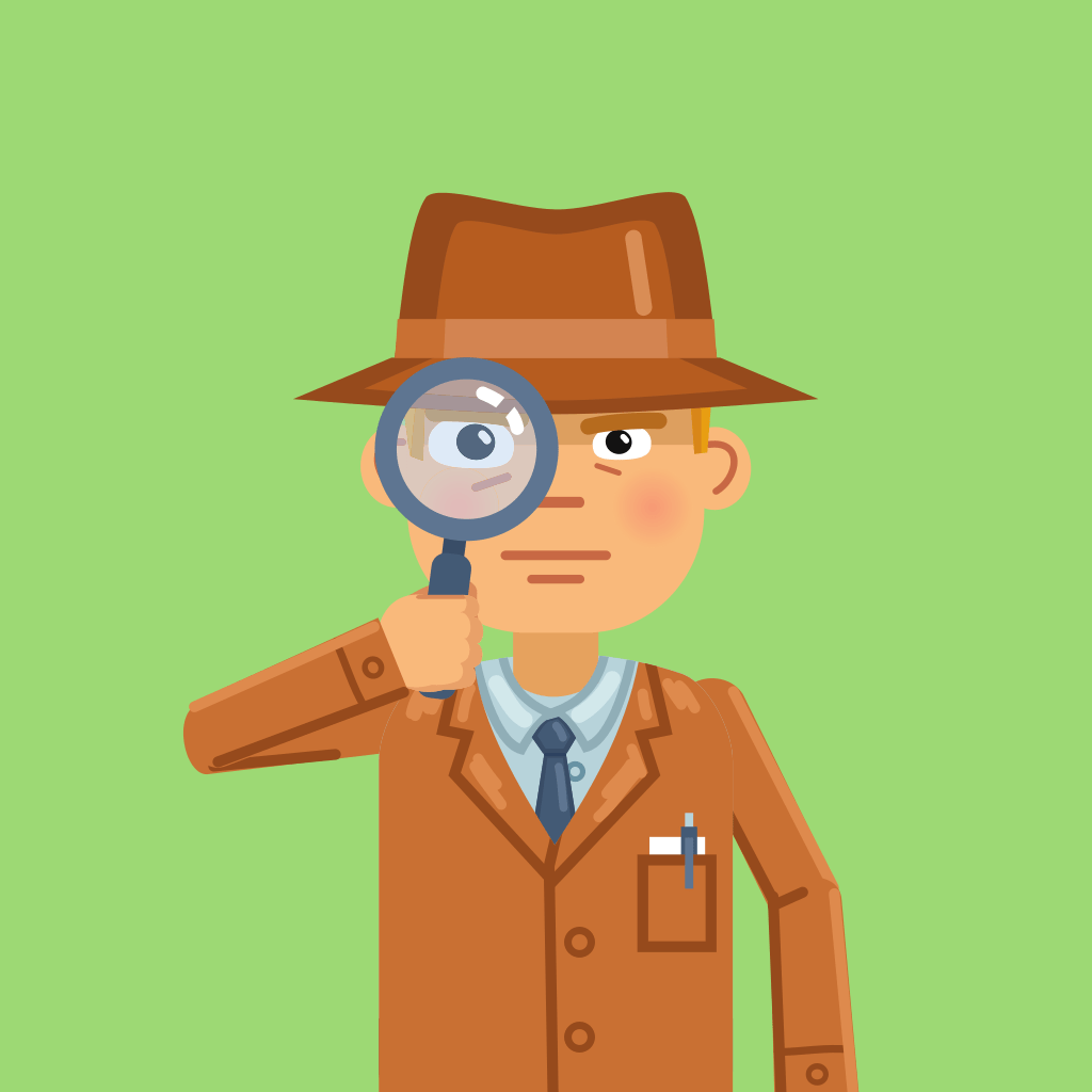 There is a lot of detective work in being a quant