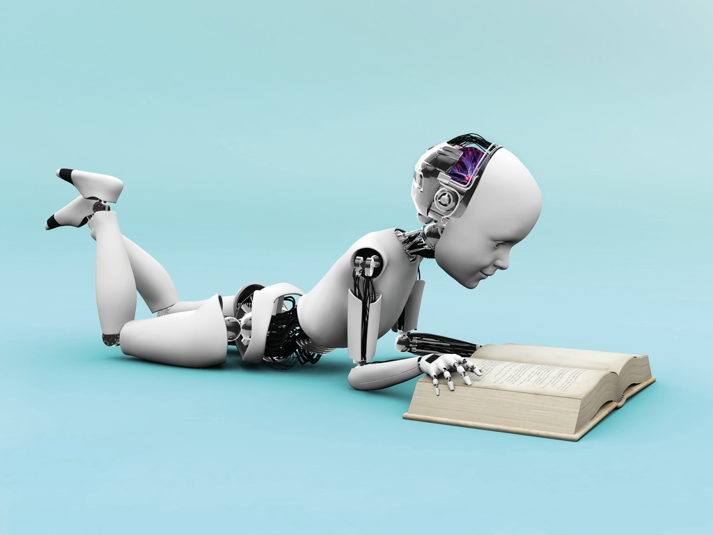 We want machines to learn from human expertise and process information in a more efficient way